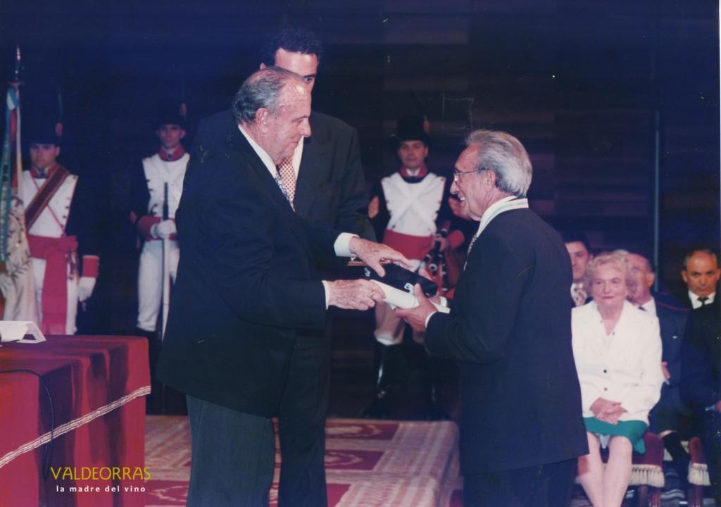 Horacio-Medalla-Galicia-año-1999