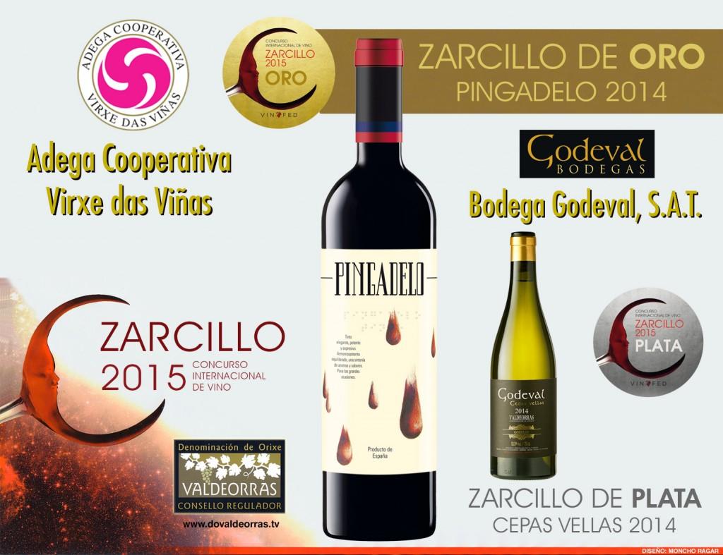 Premios Zarcillo 2015