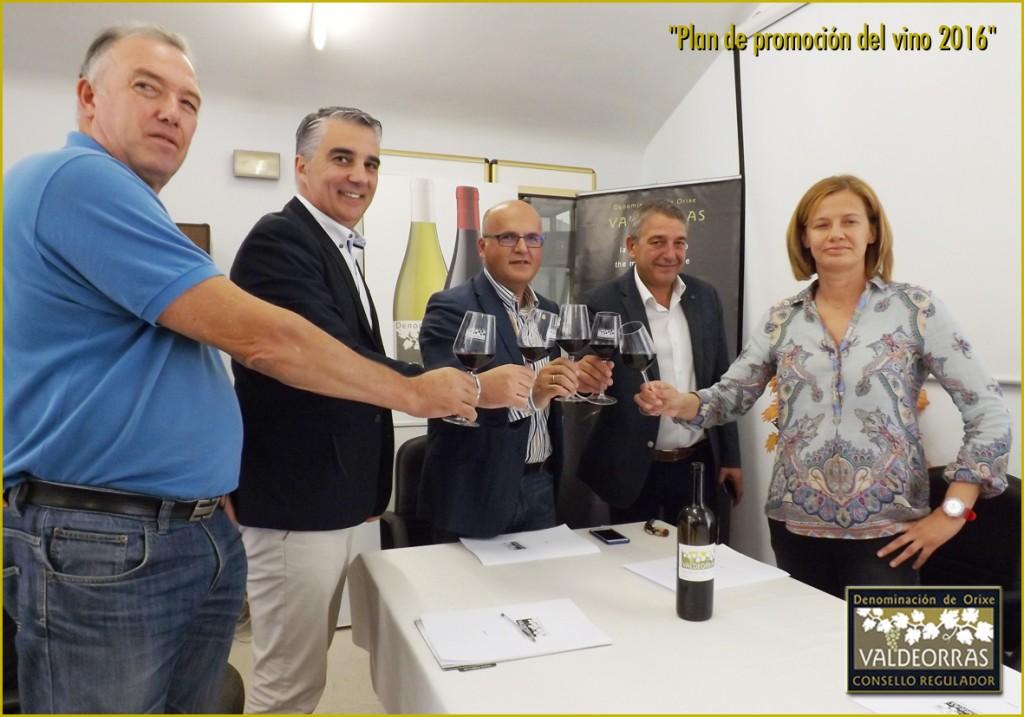 Reunión de los presidentes de los Consellos y el presidente de la Diputación de Ourense