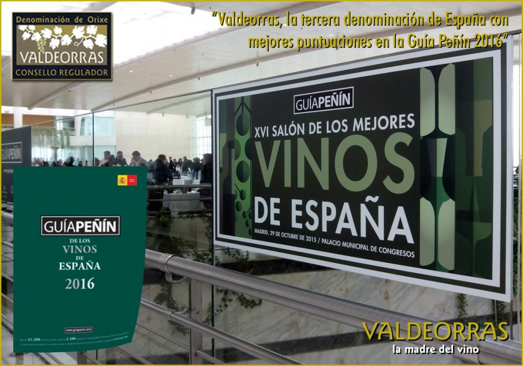 XVI Salón de los mejores Vinos de España en Madrid