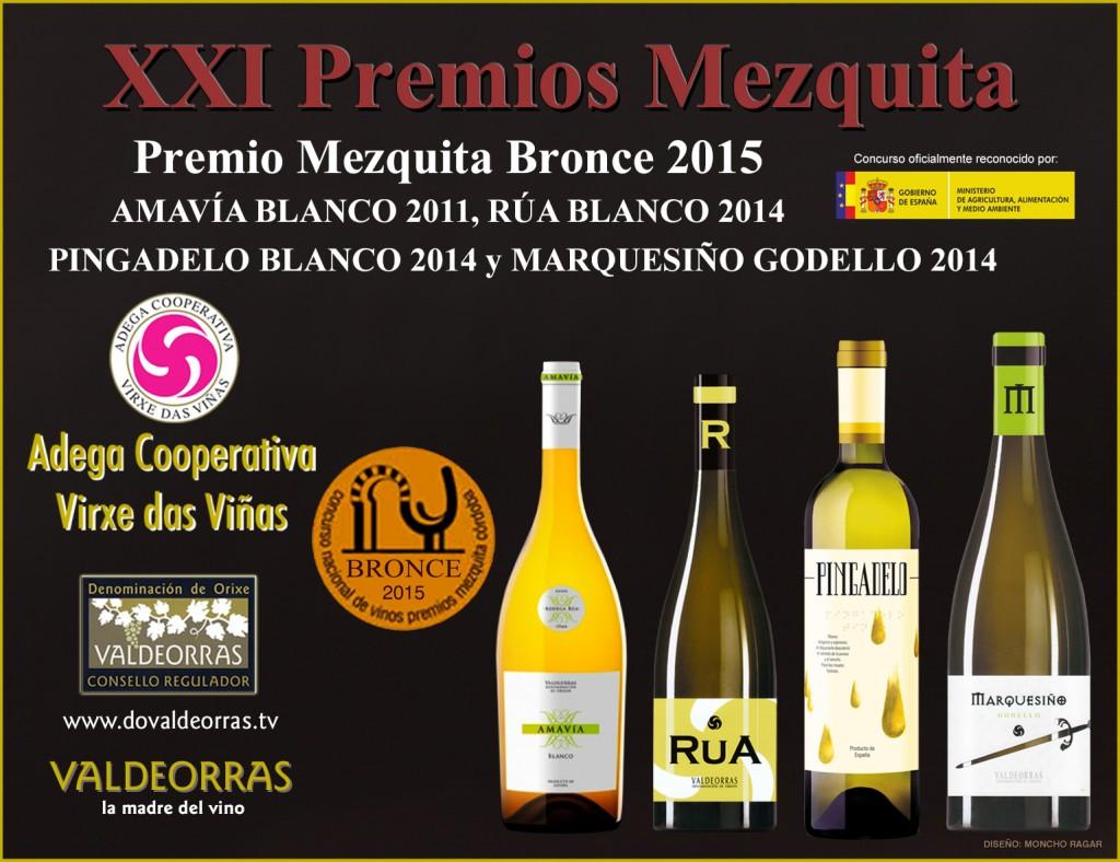 Premios Mencía Bronce 2015