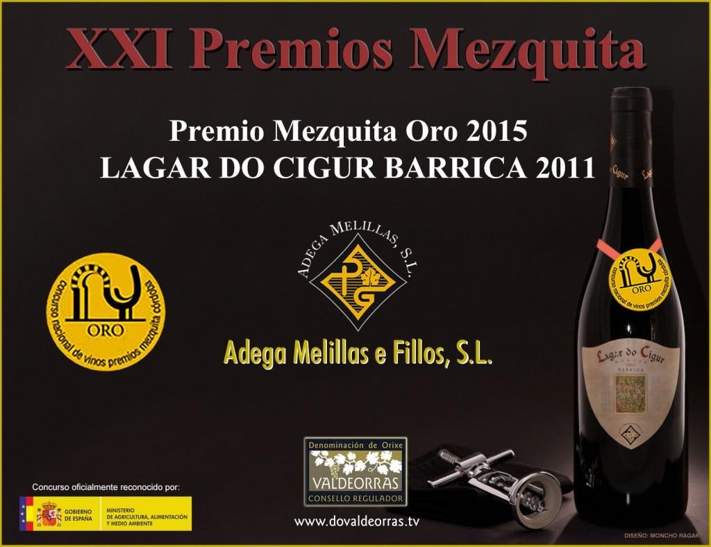 Premio Mezquita Oro